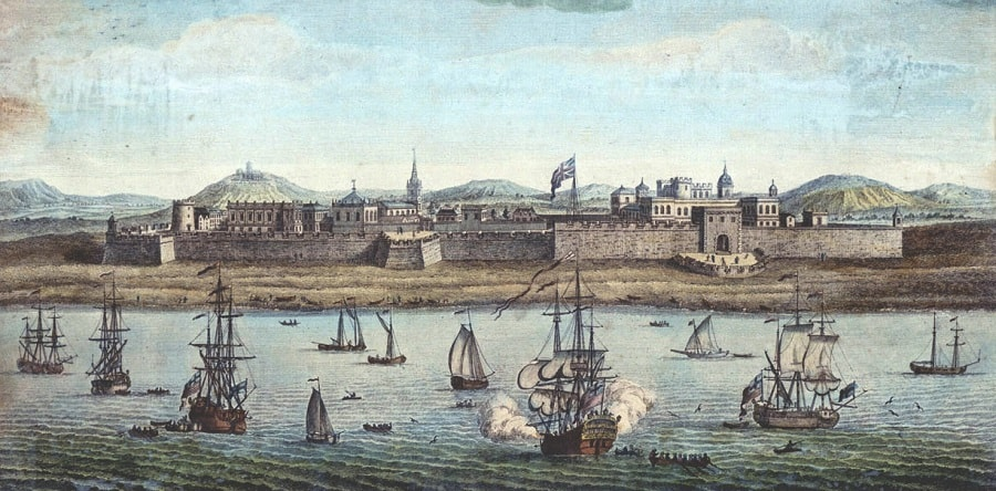 College & Forts in Modern India (List)