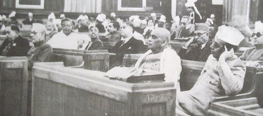 Making of the Constitution - Constituent Assembly of India