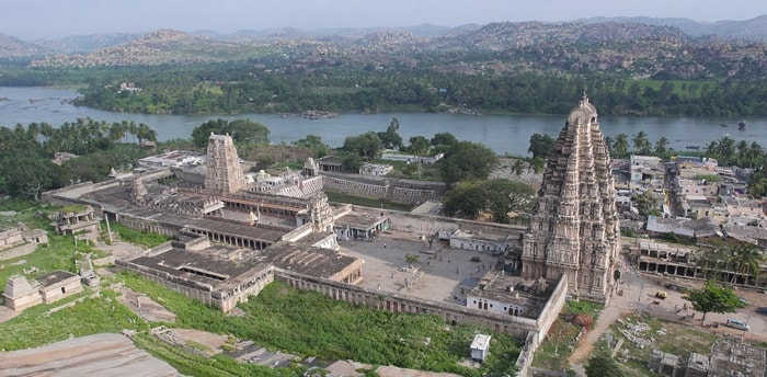 vijayanagar empire krishna deva raya bahmani kingdom quli qutub shah adil shahi