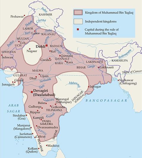 tughlaq sayyid lodi dynasty