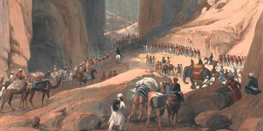 Anglo-Afghan War