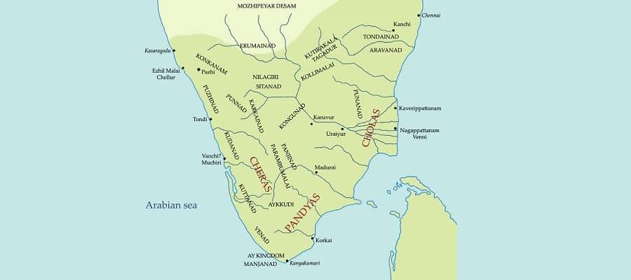 sangam age literature society tamil period upsc