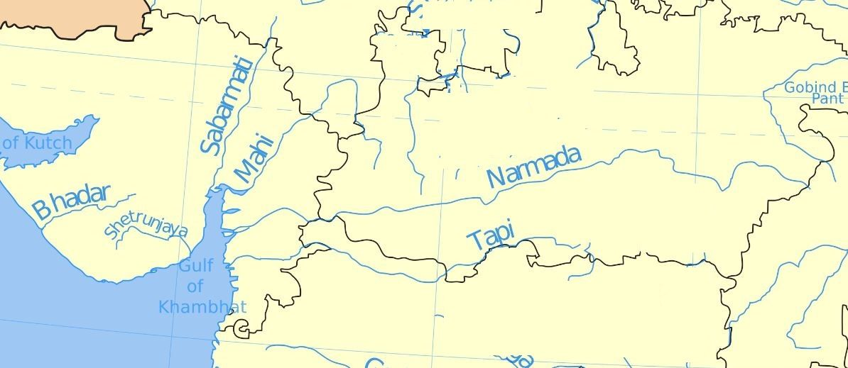 peninsular rivers godavari krishna narmada periyar river