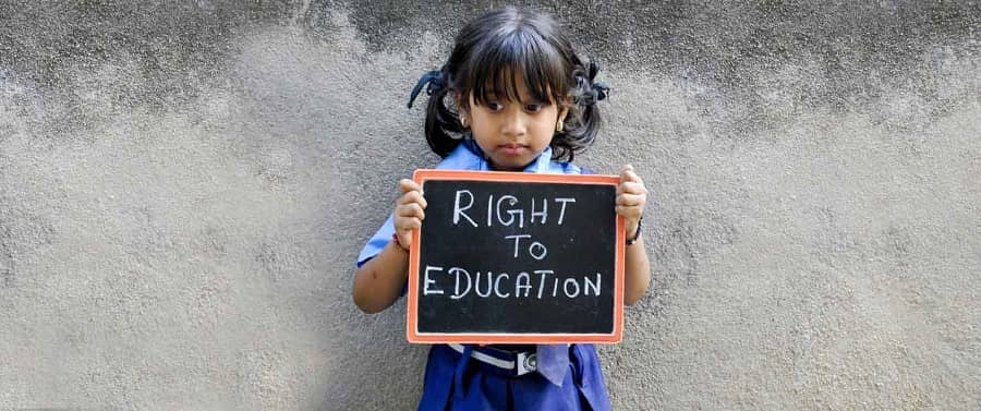 Right to Education Article 21A Article 15